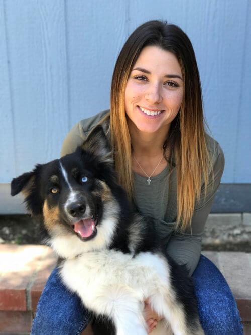 Ebony Robledo Veterinary Assistant Buena Veterinary Hospital